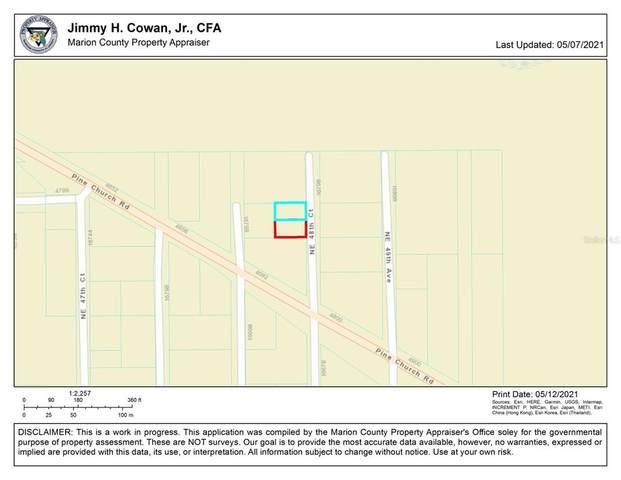0 NE 48TH Court, Citra, FL 32113 (MLS #OM620220) :: Zarghami Group