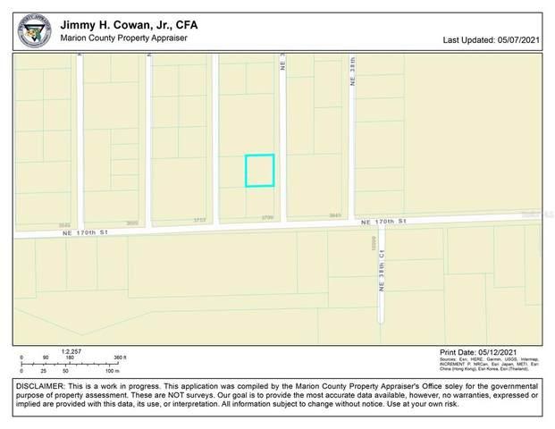 0 NE 37TH Terrace, Citra, FL 32113 (MLS #OM620222) :: Premium Properties Real Estate Services