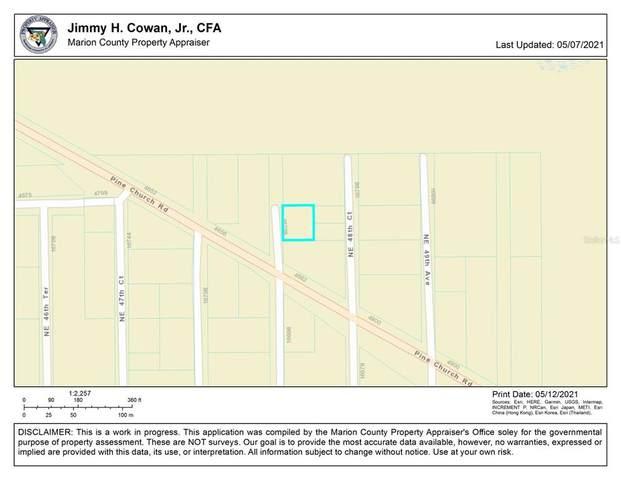 0 NE 48TH Avenue, Citra, FL 32113 (MLS #OM620224) :: Everlane Realty