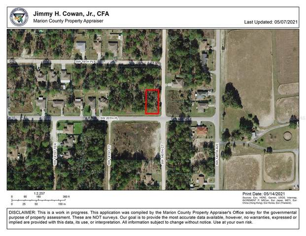 0 SW 20 Place, Ocala, FL 34481 (MLS #OM620256) :: Better Homes & Gardens Real Estate Thomas Group
