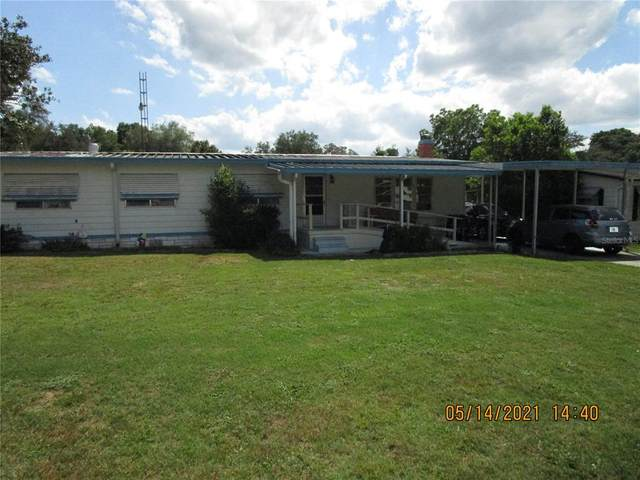 9160 SW 32ND AVENUE Road, Ocala, FL 34476 (MLS #OM620265) :: Armel Real Estate