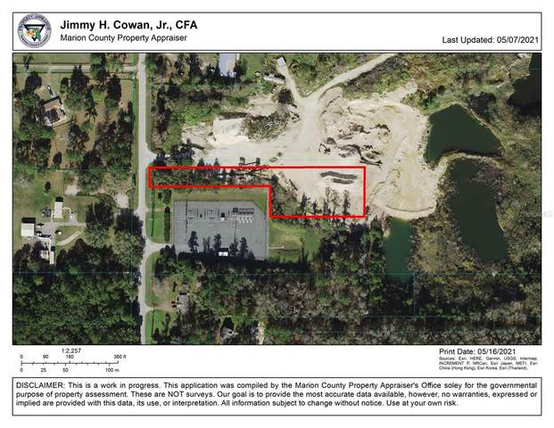 SW 140TH Avenue, Ocala, FL 34481 (MLS #OM620286) :: Florida Real Estate Sellers at Keller Williams Realty