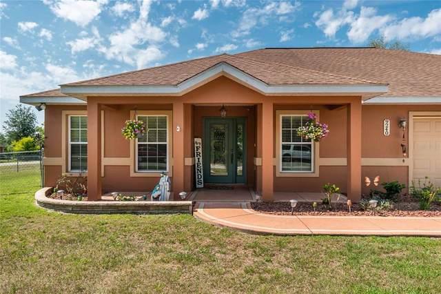 9240 SE 155TH Place, Summerfield, FL 34491 (MLS #OM620295) :: Delgado Home Team at Keller Williams