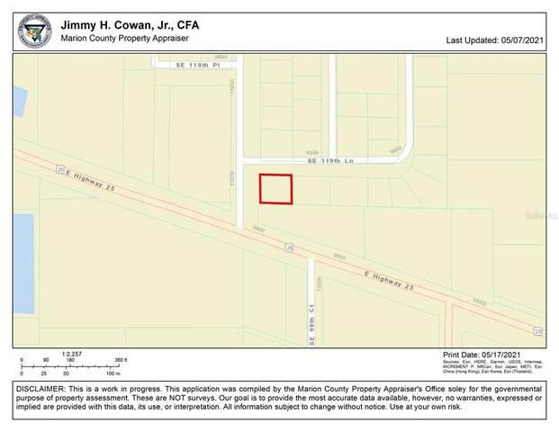 0 SE 119TH Lane, Belleview, FL 34420 (MLS #OM620314) :: The Kardosh Team