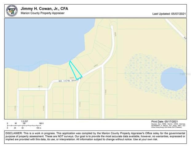 0 SE 117TH STREET Road, Belleview, FL 34420 (MLS #OM620315) :: Armel Real Estate