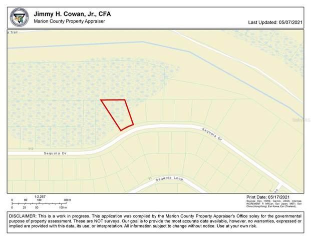 0 Sequoia Drive, Ocklawaha, FL 32179 (MLS #OM620333) :: Southern Associates Realty LLC