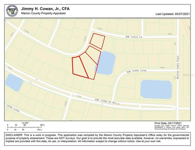 0 SW 83RD Circle, Ocala, FL 34473 (MLS #OM620338) :: CARE - Calhoun & Associates Real Estate