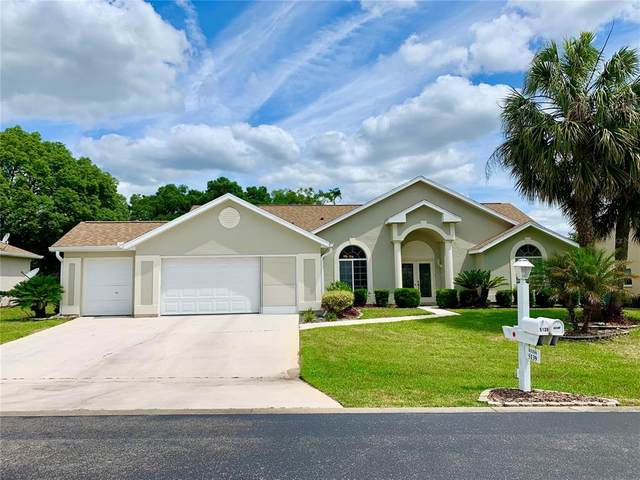 5139 NW 19TH Place, Ocala, FL 34482 (MLS #OM620349) :: Heckler Realty