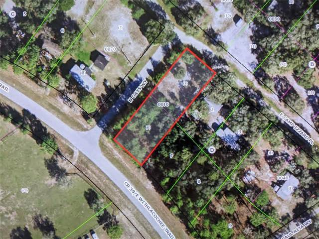 3940 E Izzard Place, Dunnellon, FL 34434 (MLS #OM620388) :: Realty One Group Skyline / The Rose Team