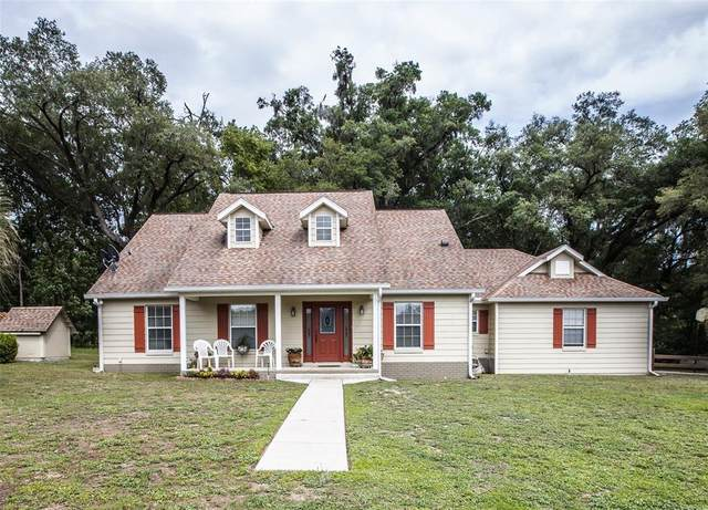 2925 SW 210TH Avenue, Dunnellon, FL 34431 (MLS #OM620445) :: Your Florida House Team