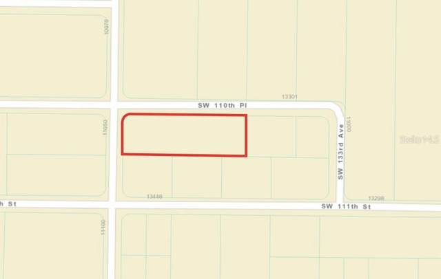 00 Sw 110Th Place, Dunnellon, FL 34432 (MLS #OM620491) :: Your Florida House Team
