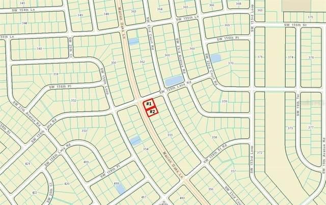 Marion Oaks Lane, Ocala, FL 34473 (MLS #OM620780) :: Griffin Group