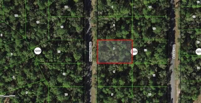 9447 N Irondale Road, Citrus Springs, FL 34434 (MLS #OM620781) :: Cartwright Realty
