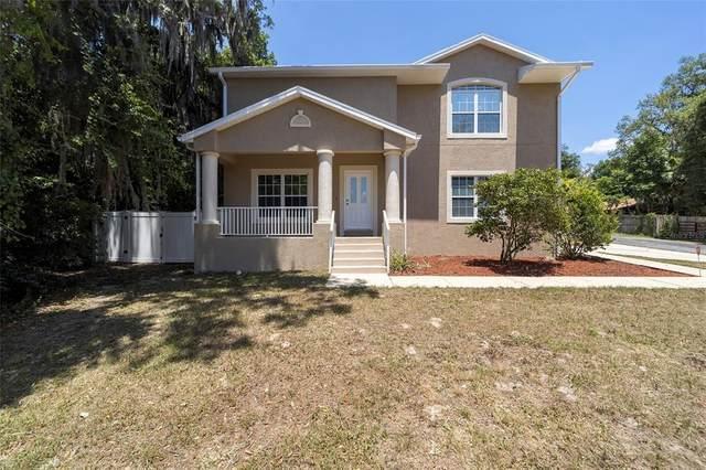 10061 SE 106TH Street, Belleview, FL 34420 (MLS #OM620948) :: Southern Associates Realty LLC