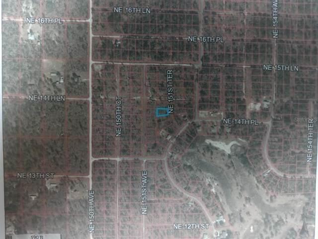 0 NE 151ST Terrace, Williston, FL 32696 (MLS #OM620952) :: Armel Real Estate