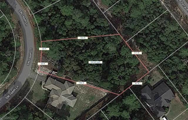 166 Street, Ocala, FL 34473 (MLS #OM620975) :: The Robertson Real Estate Group