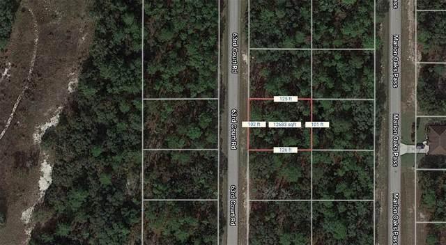 63 Street, Ocala, FL 34473 (MLS #OM620976) :: Team Pepka