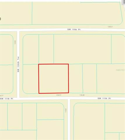 0 SW 11TH Place, Ocala, FL 34481 (MLS #OM620977) :: Premium Properties Real Estate Services