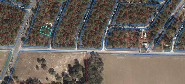NE 154TH, Williston, FL 32696 (MLS #OM621025) :: Gate Arty & the Group - Keller Williams Realty Smart