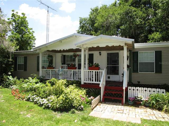16242 NW 130TH Street, Williston, FL 32696 (MLS #OM621029) :: Alpha Equity Team