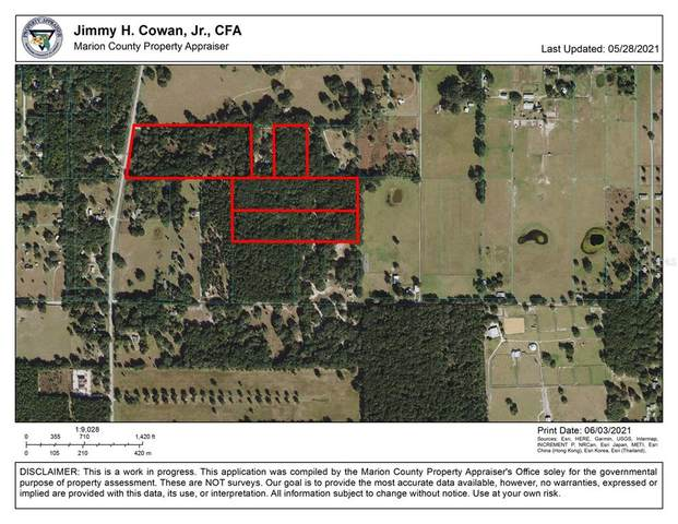 17697 S Hwy 25, Weirsdale, FL 32195 (MLS #OM621069) :: Kelli and Audrey at RE/MAX Tropical Sands