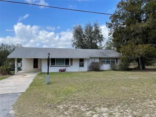 4430 SW Zinnia Court, Dunnellon, FL 34431 (MLS #OM621093) :: Armel Real Estate