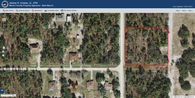7985 SW 121ST Terrace, Dunnellon, FL 34432 (MLS #OM621162) :: Armel Real Estate