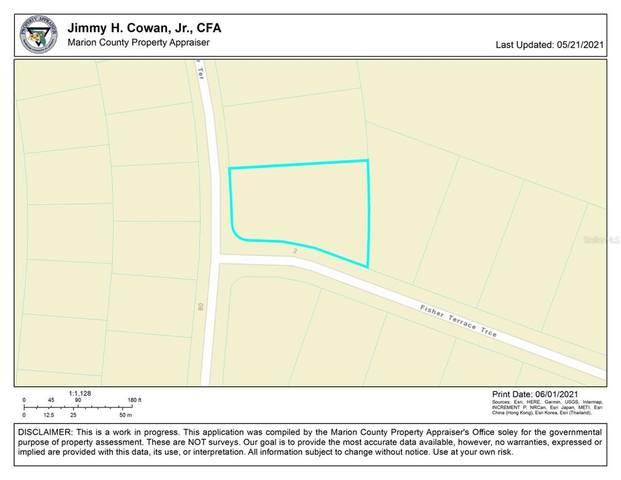 0 Fisher Terrace, Ocklawaha, FL 32179 (MLS #OM621176) :: Coldwell Banker Vanguard Realty