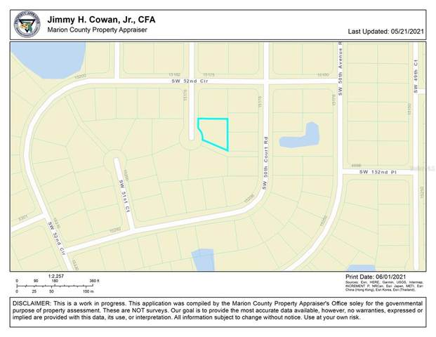 0 SW 51ST Avenue, Ocala, FL 34473 (MLS #OM621182) :: The Hustle and Heart Group