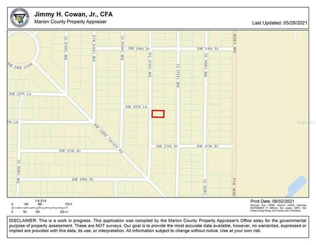 SW 141 Terrace, Ocala, FL 34481 (MLS #OM621336) :: Armel Real Estate