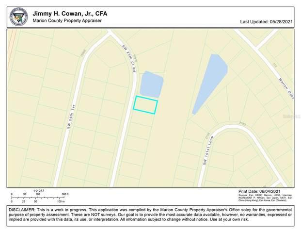 0 SW 29TH COURT Road, Ocala, FL 34473 (MLS #OM621432) :: Frankenstein Home Team