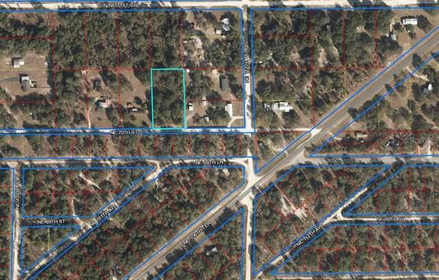 11191 NE 70TH Street, Bronson, FL 32621 (MLS #OM621440) :: Sarasota Property Group at NextHome Excellence