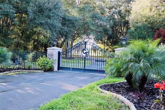 10350 SE Highway 464C, Ocklawaha, FL 32179 (MLS #OM621486) :: The Robertson Real Estate Group