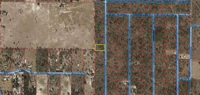 SE 125TH Court, Dunnellon, FL 34432 (MLS #OM621517) :: The Robertson Real Estate Group