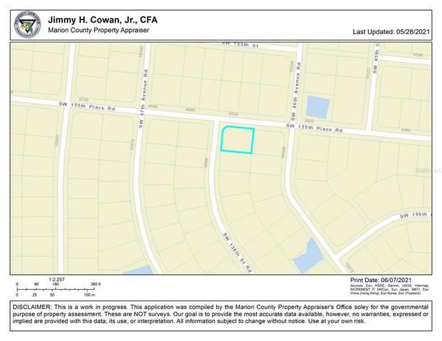 0 SW 158TH STREET Road, Ocala, FL 34473 (MLS #OM621527) :: Frankenstein Home Team
