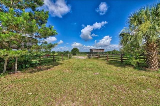 16280 SE 165TH Avenue, Weirsdale, FL 32195 (MLS #OM621529) :: The Price Group