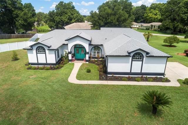 10030 SW 74TH Terrace, Ocala, FL 34476 (MLS #OM621532) :: Lockhart & Walseth Team, Realtors