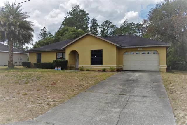16610 SW 25TH TERRACE Road, Ocala, FL 34473 (MLS #OM621565) :: Coldwell Banker Vanguard Realty