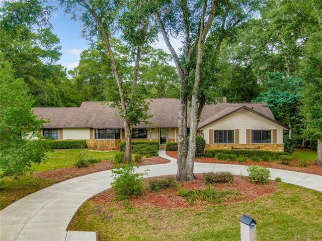 9010 SW 196TH TERRACE Road, Dunnellon, FL 34432 (MLS #OM621594) :: RE/MAX Local Expert