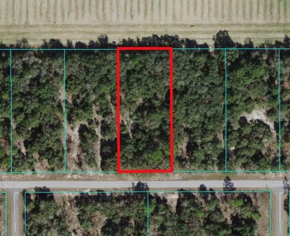 00 SW Pine Bluffs Lot 22, Dunnellon, FL 34431 (MLS #OM621602) :: Griffin Group