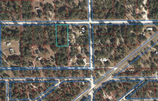 11190 NE 71ST Street, Bronson, FL 32621 (MLS #OM621628) :: Sarasota Property Group at NextHome Excellence