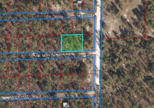 10981 NE 58TH Lane, Bronson, FL 32621 (MLS #OM621630) :: Your Florida House Team