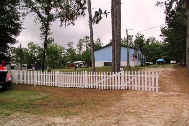 10890 NE 60TH, Bronson, FL 32621 (MLS #OM621636) :: Bridge Realty Group