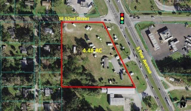 5200 S Pine Avenue, Ocala, FL 34480 (MLS #OM621661) :: Armel Real Estate