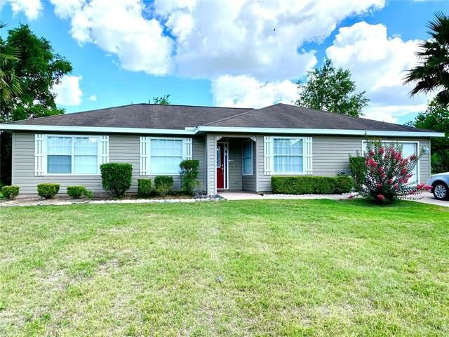 6640 SW 85TH Place, Ocala, FL 34476 (MLS #OM621689) :: Everlane Realty