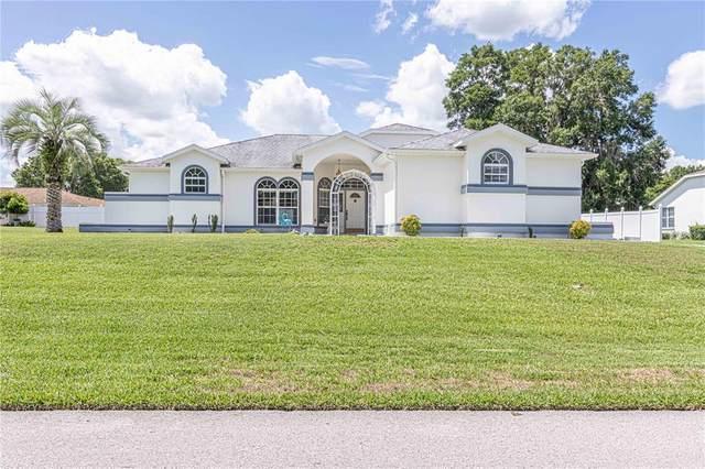 7536 SW 102ND Loop, Ocala, FL 34476 (MLS #OM621692) :: Southern Associates Realty LLC