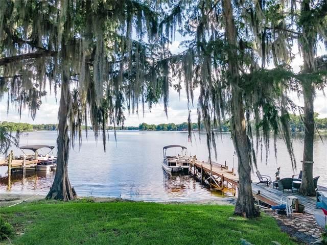 9100 E Devilsneck Road, Floral City, FL 34436 (MLS #OM621751) :: The Hesse Team