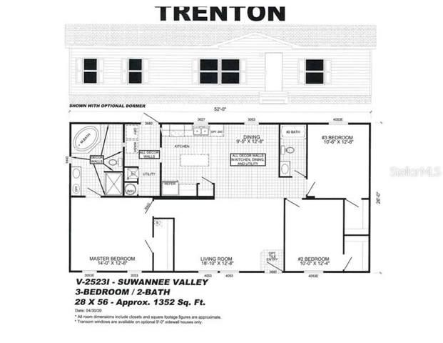 14781 SE 26TH Street, Morriston, FL 32668 (MLS #OM621772) :: Zarghami Group