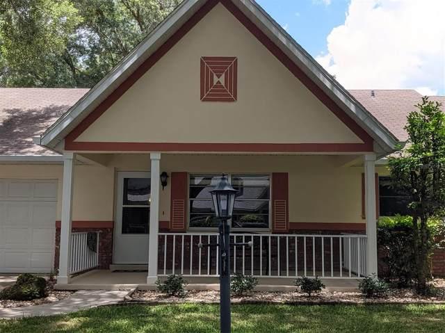 8533 SW 93RD Place D, Ocala, FL 34481 (MLS #OM621814) :: Godwin Realty Group