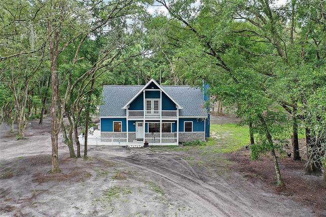 2010 Smitty Road, Weirsdale, FL 32195 (MLS #OM621828) :: Expert Advisors Group